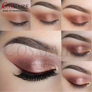 Sombra de ojos hipoalergénica
