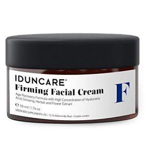 Crema facial para pieles grasas
