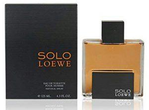 Perfume solo loewe