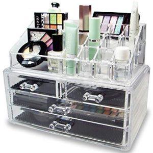 Organizador maquillaje de metacrilato