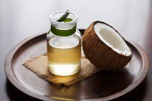 Aceites de coco comedogénico