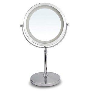 Espejo de tocador con luz