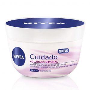 Crema facial para piel grasa