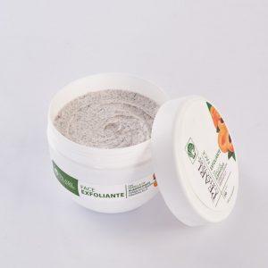 Crema exfoliante facial