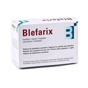 Toallitas blefaritis