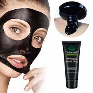 Crema negra poros
