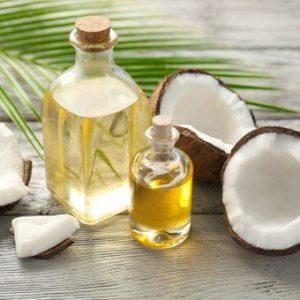 Aceites de coco orgánico