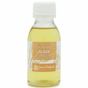 Aceites de algas