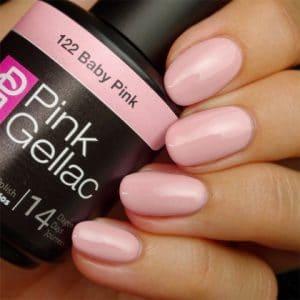 Pintauñas rosa palo