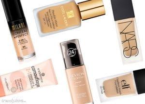 Maquillaje cobertura total